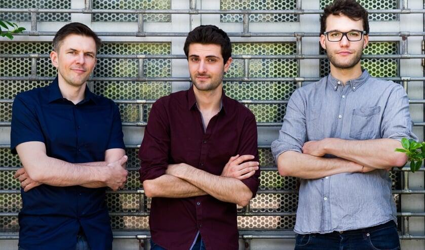 Het Half Easy Trio. Foto: Claudia Hansen