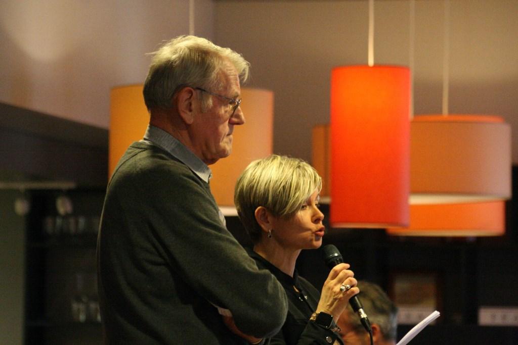 Harry Spekschoor en Mireille Wopereis. Foto: Jos Betting © Achterhoek Nieuws b.v.