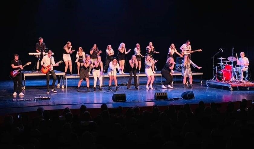 Fabulous Fif-teen tijdens Amphion Open. Foto: PR Fabulous Fif-teen