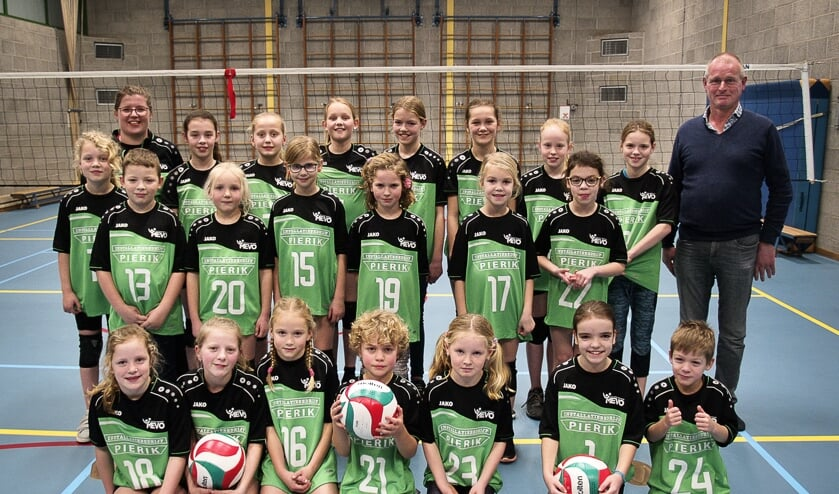 CMV-jeugd volleybalvereniging Mevo