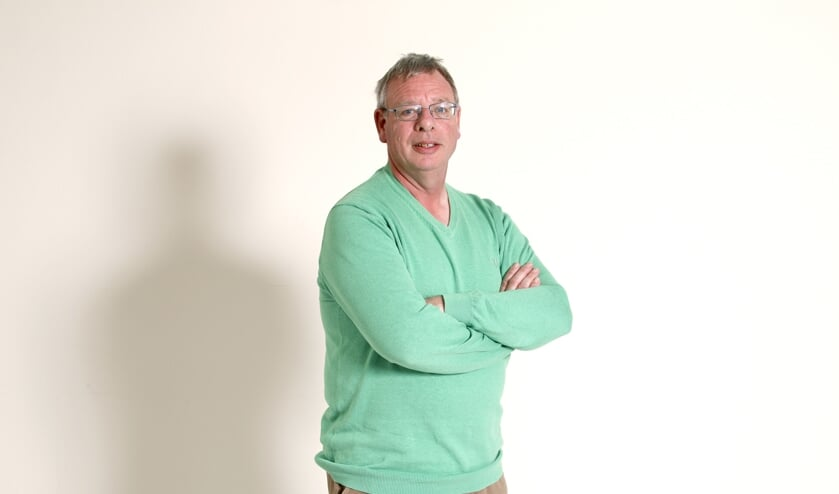 Jan Hendriksen. Foto: Gerhard Weevers