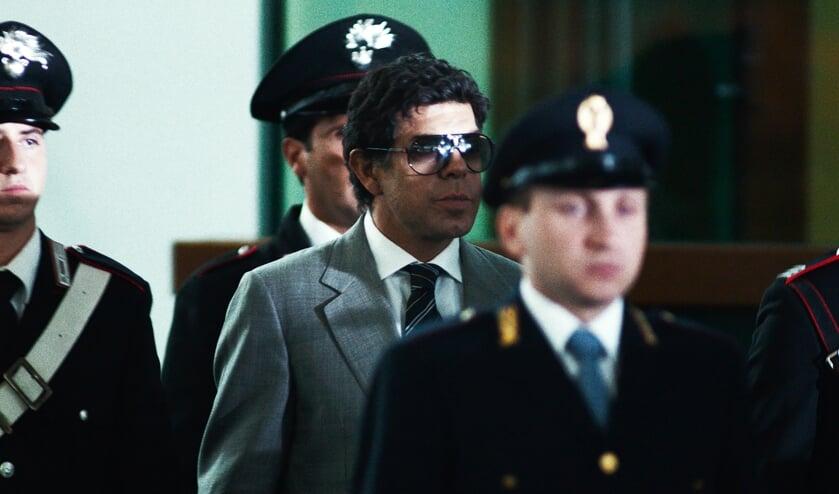 Scène uit de film Il traditore. Foto: PR