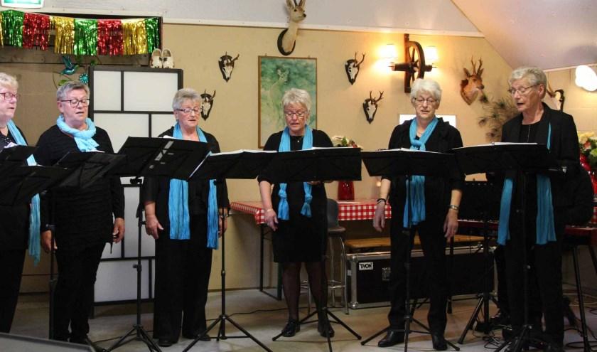 Het koor Voices. Foto: Dick Lammers
