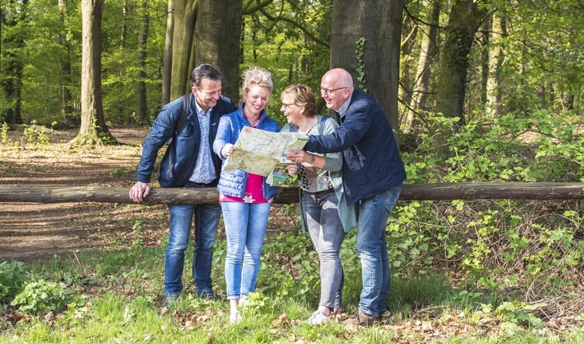 Winterswijk genomineerd als wandelgemeente 2020. Foto: Annet Piek