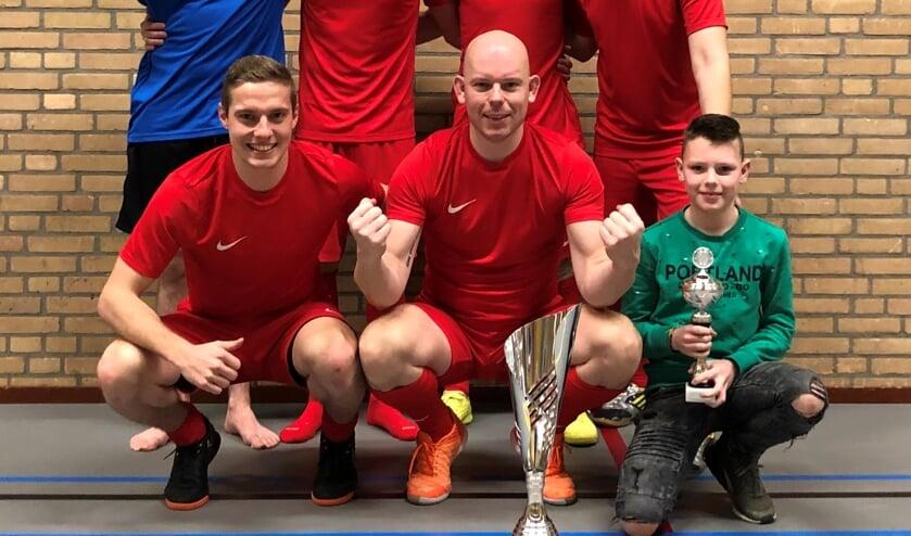 Het winnende team van  Appie Untited.  Foto: PR.