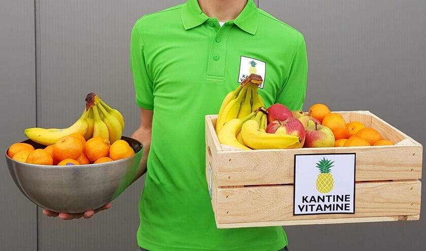 'Kantine Vitamine' gaat voor fruit op iedere werkplek