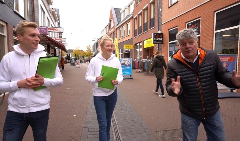 Miggelbrink was te gast in Lichtenvoorde. Foto: PR