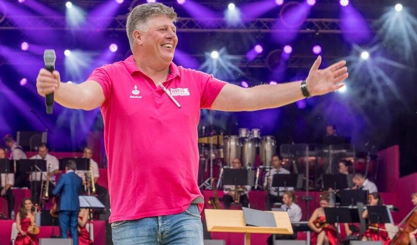 <p>Tijdens de opening van de Special Olympics in de Achterhoek. Foto: Stan Bouman</p>