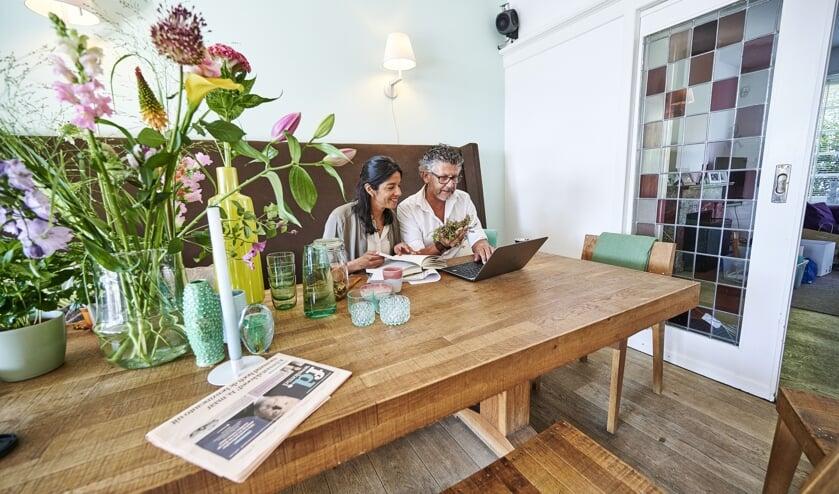 <p>Lekker thuis de digitale Lekker Wonen Beurs bezoeken. Foto: PR</p>