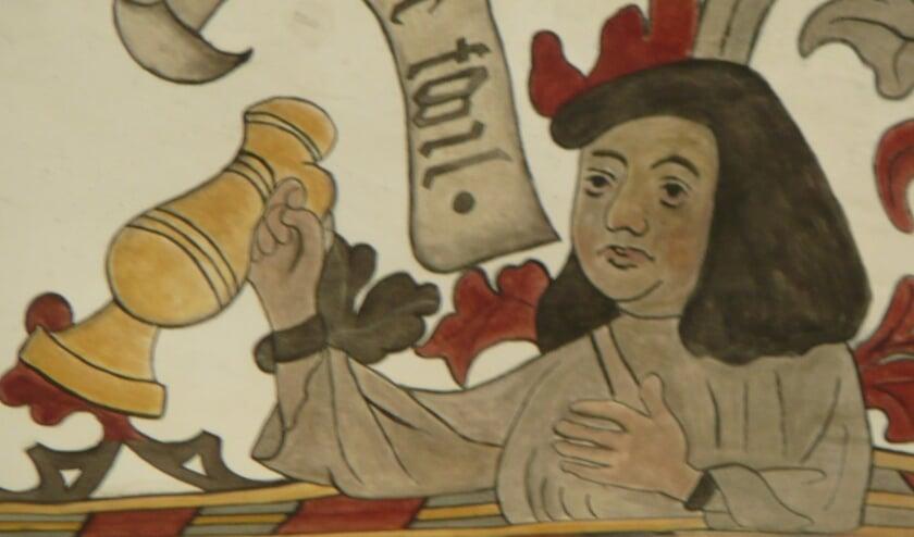 <p>&quot;So iert twil, uw biertje&quot;. Collectie Tijdschrift Zutphen </p>