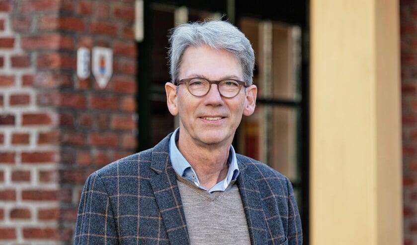 <p>Hans Goorhuis, projectleider van Naoberkrediet 2.0. Foto: PR</p>