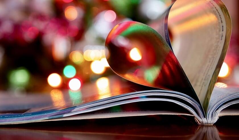 <p>December is feestmand bij de bibliotheek. Foto: PR</p>