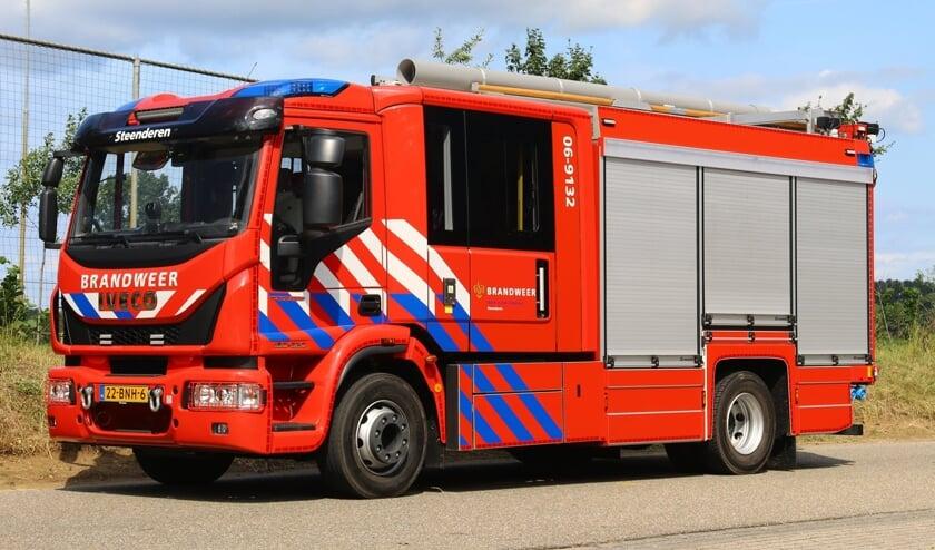 <p>De brandweerposten van Bronckhorst, waaronder die van Steenderen, gaan vallen onder district Achterhoek Noord. Foto: PR</p>