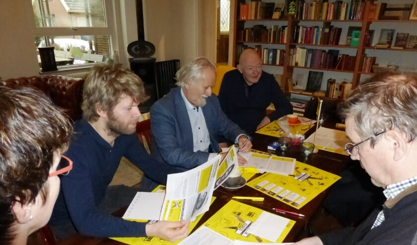 <p>Een eerderre editie van Write for Rights. Foto: Margo Molenaar</p>