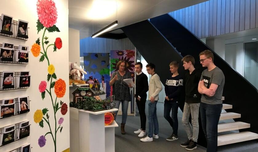 <p>Als jongerenambassadeur van het Bloemencorso Lichtenvoorde denk je mee over het betrekken van jeugd bij het corso. Foto: PR SBL</p>