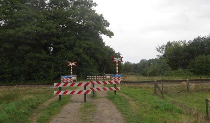 Toch weer discussie over de onbewaakte spoorwegovergang in de Greversweg. Foto: Bernhard Harfsterkamp