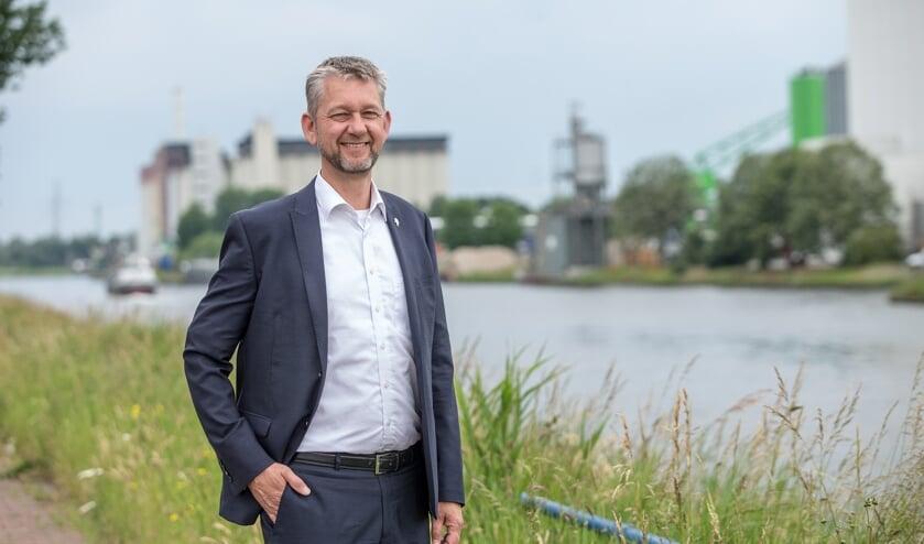 Wethouder Eric-Jan de Haan.  Foto: Arjan Gotink/Gemeente Lochem