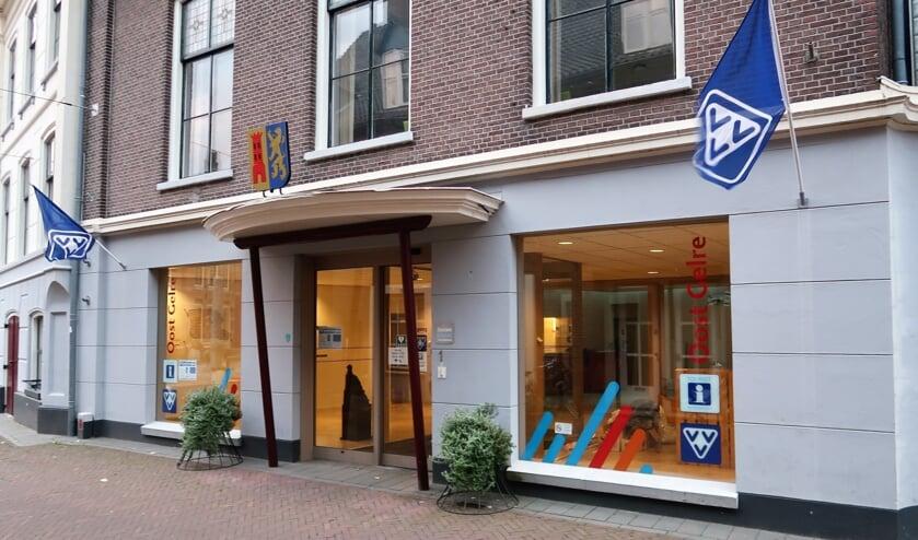 De huidige VVV-vestiging in Groenlo wordt een VVV-inspiratiepunt. Foto: Theo Huijskes