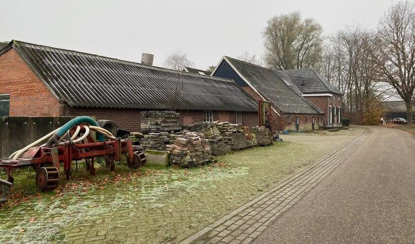<p>Het wordt straks prachtig wonen aan de Kloezedijk in Lievelde. Foto: Kyra Broshuis</p>