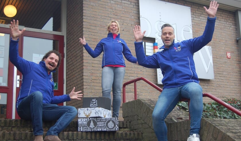 Van links naar rechts Hans Roerdinkholder, Monique Wieskamp en Jos Mekkes. Foto: Verona Westera