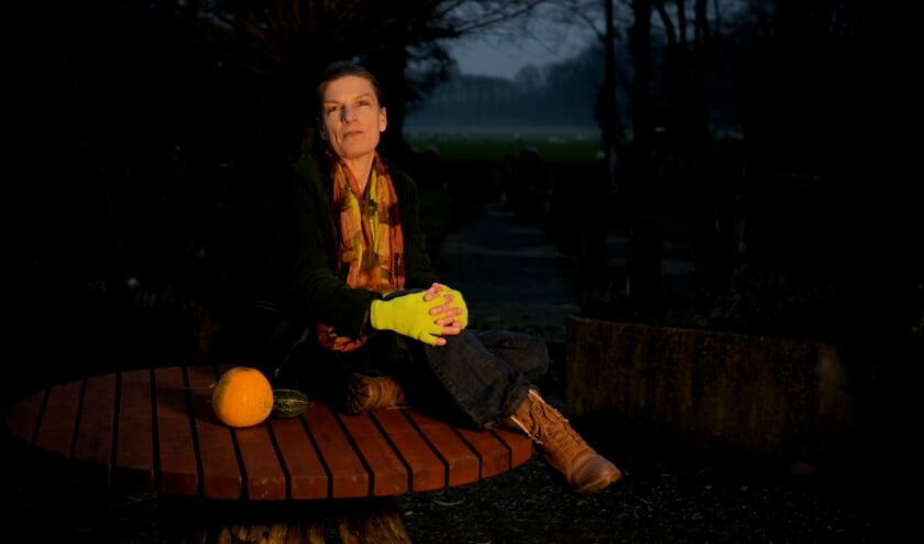 Helma Snelooper is Dichter des Achterhoeks. Foto: Rick Mellink