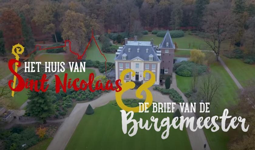 Huis Verwolde is de tijdelijke verblijfplaats van Sinterklaas.