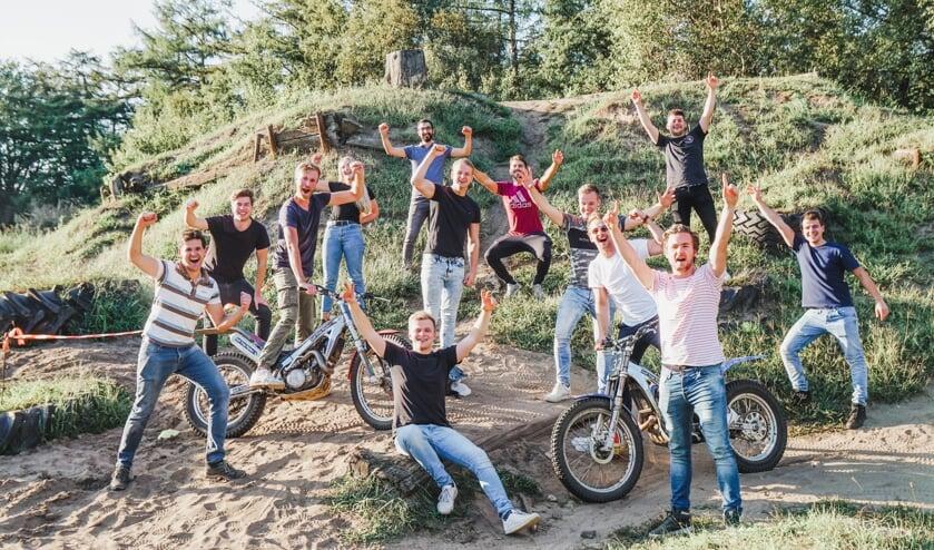 Het trial rijden was een activiteit die voor het Niice-team wel doorging dit jaar. Foto: PR