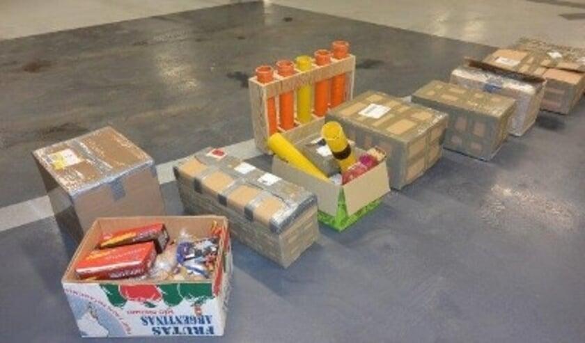 Illegaal vuurwerk is zeer gevaarlijk. Foto: politie.nl