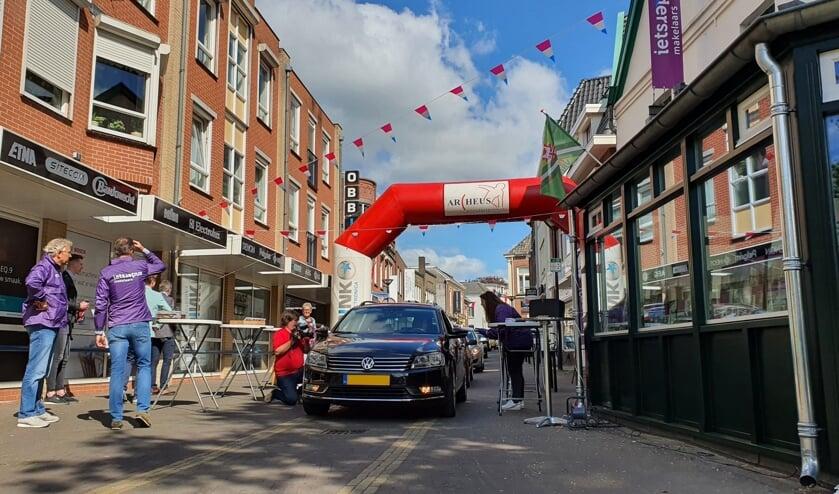 <p>De Tompoucen-drive-through op Koningsdag wordt herhaald.&nbsp; Foto: PR</p>
