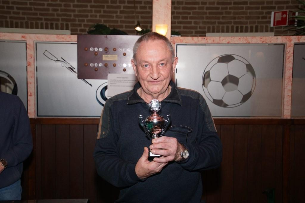 Nummer drie Han Mellendijk. Foto: Frank Vinkenvleugel  © Achterhoek Nieuws b.v.