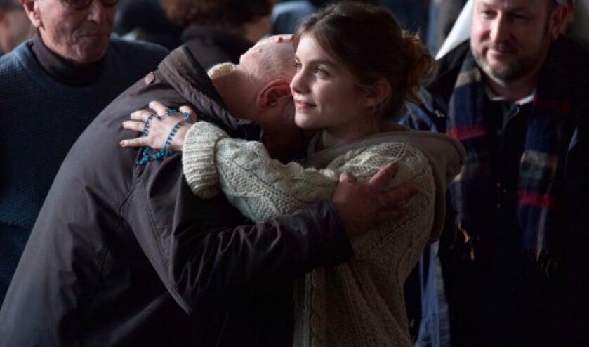 Een scène uit de film 'L'apparition'.