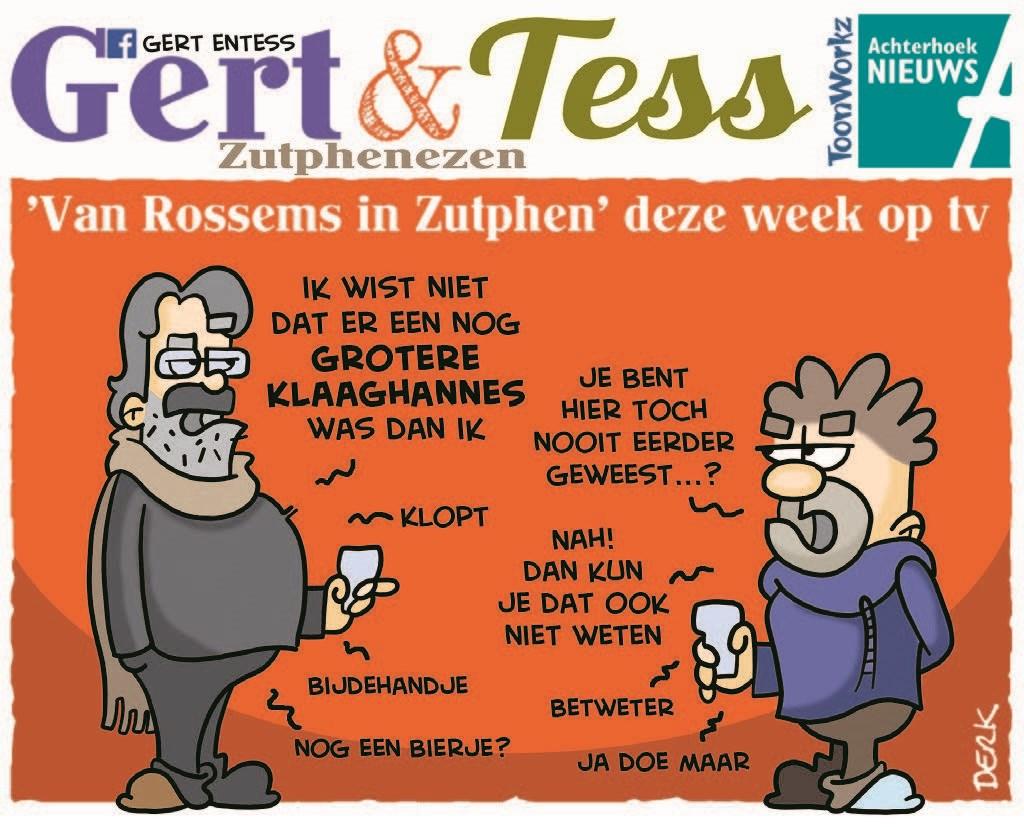 Februari 2020.  © Achterhoek Nieuws b.v.