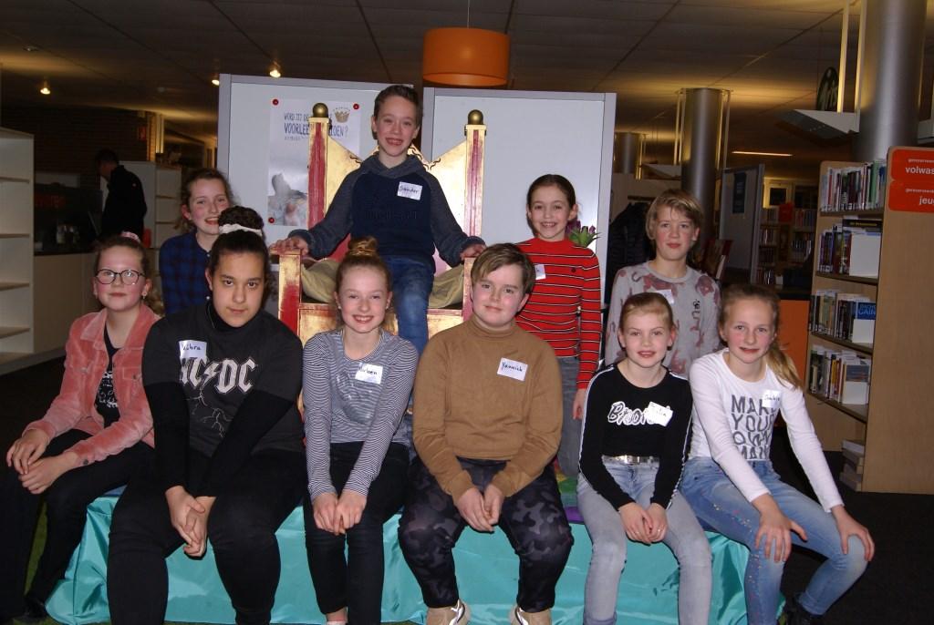 Alle kandidaten samen. Foto: Eva Schipper  © Achterhoek Nieuws b.v.