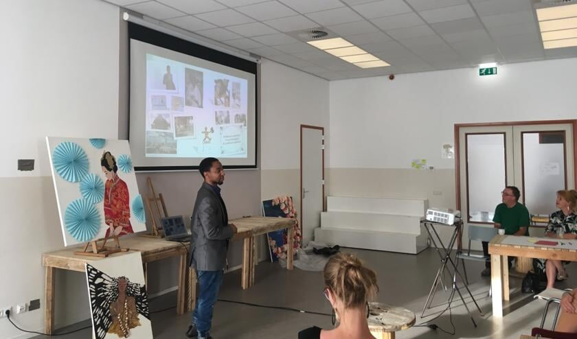 Van idee tot initiatief en van initiatief tot realisatie is de opzet. Foto: Academie Zutphen