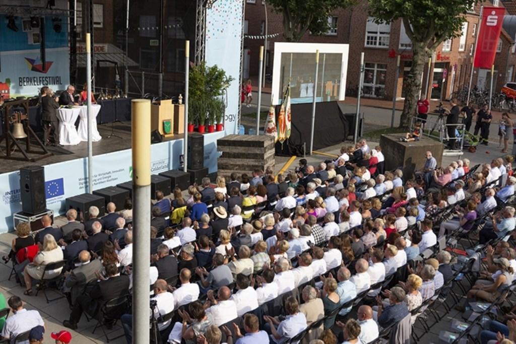 Vorig jaar was Gescher gastheer, dit jaar dus Eibergen. Foto: Rob Stevens  © Achterhoek Nieuws b.v.