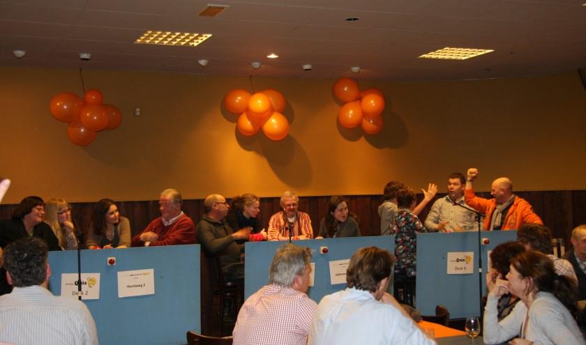 Stratenquiz in Hummelo wegens succes opnieuw georganiseerd. Foto: PR