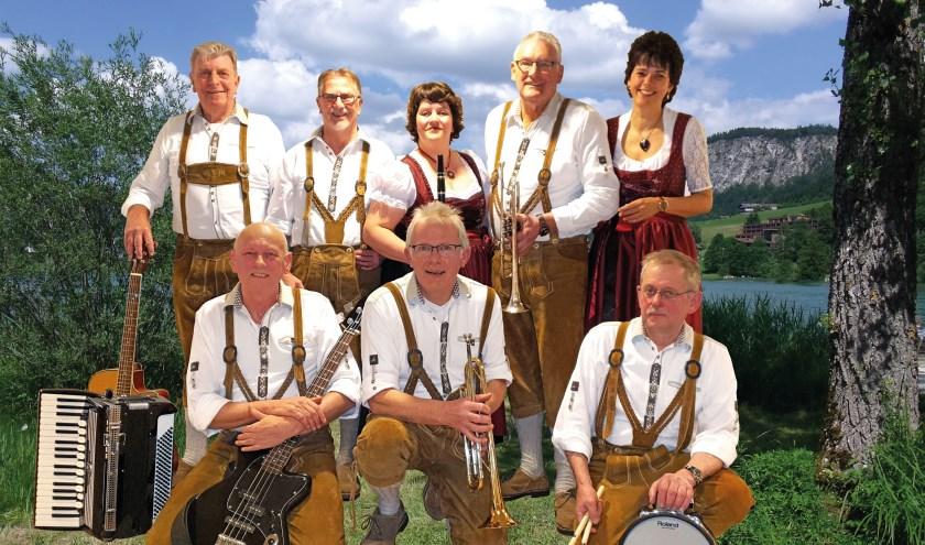 Die Slingetaler. Foto: PR