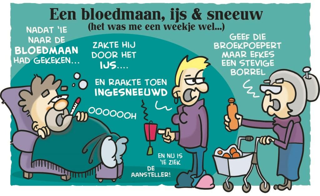 Januari 2019.  © Achterhoek Nieuws b.v.