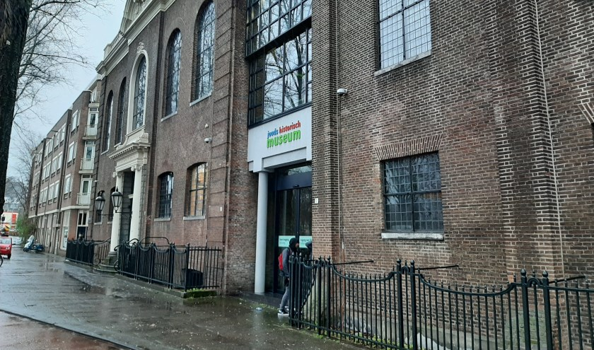 KBO Keijenborg bezoekt het Joods Historisch Museum in Amsterdam. Foto: Fons Stapelbroek