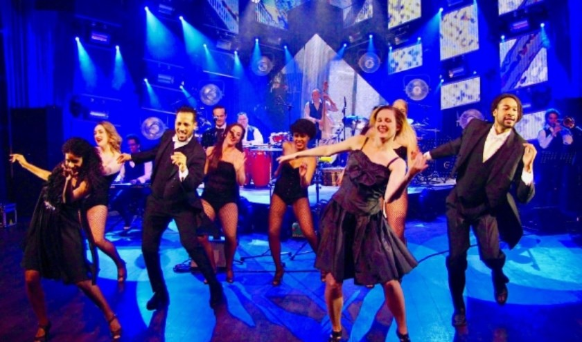 Van Merwijks Latin Soul & Salsa. Foto: PR