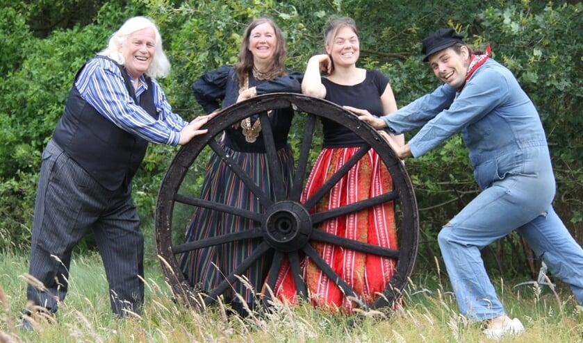 Lachen is gezond, met Twente Plat. Foto: PR