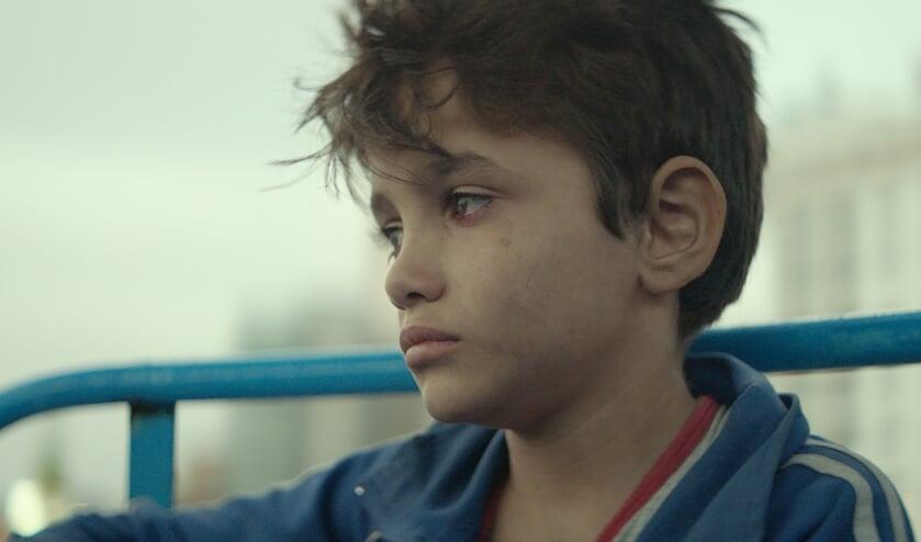 Hoofdpersoon Zain uit de film Capharnaüm. Foto: PR