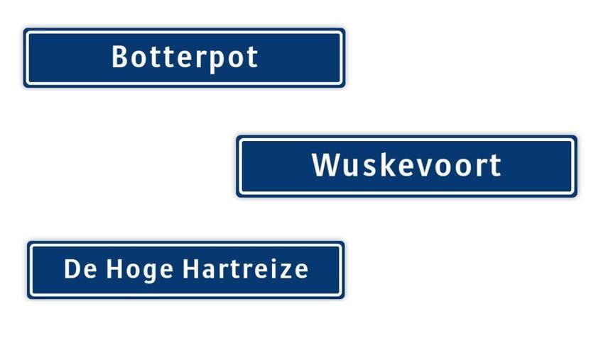 De nieuwe straatnamen in Groenlo zijn bekendgemaakt.