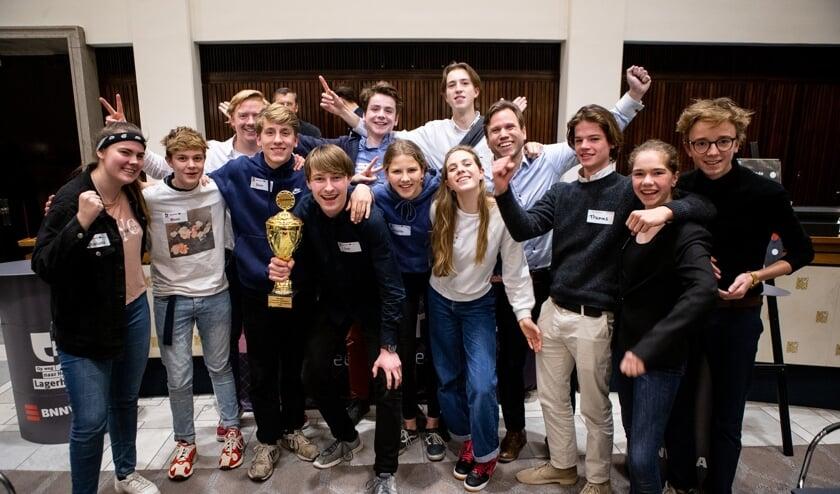 Leerlingen van de Vrijeschool Zutphen. Foto: PR