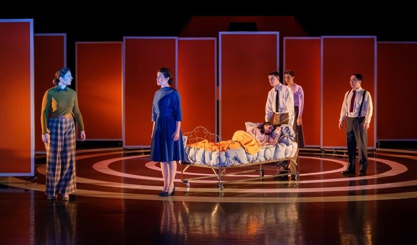 Leden van de Dutch National Opera Academy nemen het publiek mee op een muzikale reis. Foto: PR