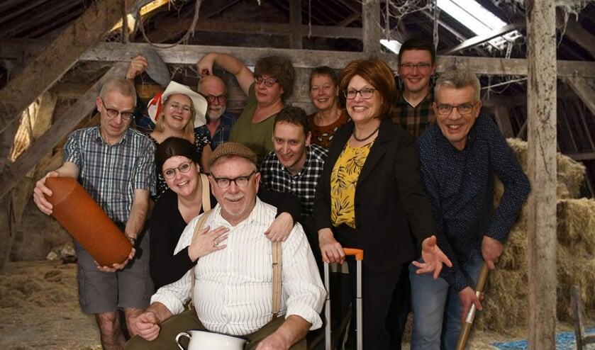 De cast van SIOS. Foto: Guus Tinneveld
