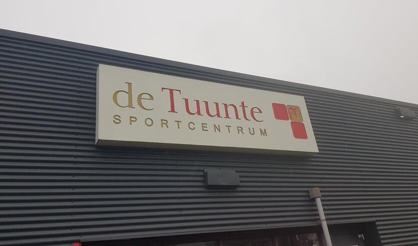 De Tuunte sportcentrum: einde van een tijdperk. Foto: Han van de Laar