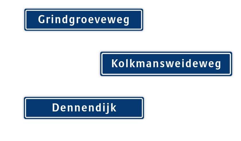 De Vereniging Oudheidkunde Lichtenvoorde kiest voor deze namen.