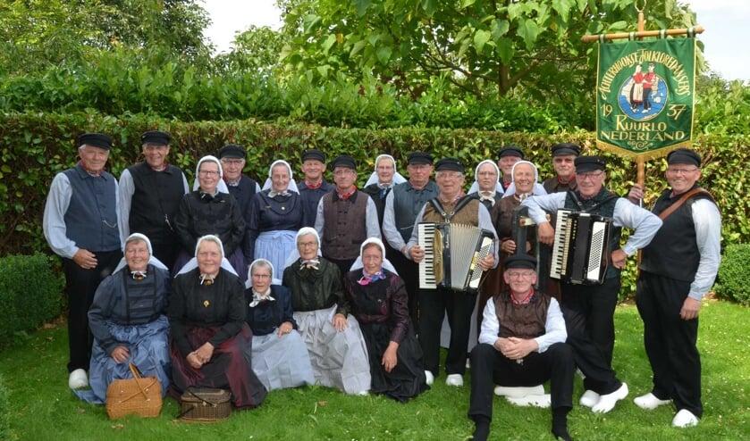 De organisatie van de Berkelland Folkloremiddag 2020 is in handen van de Achterhookse Folkloredansers uit Ruurlo. Foto: PR.