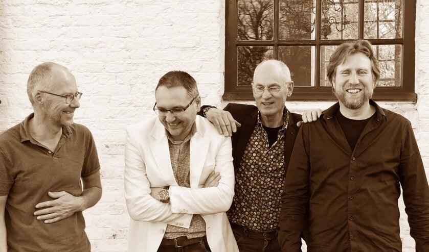 De band Mooiweer. Foto: PR